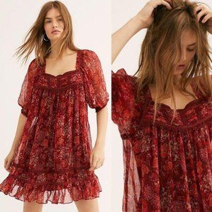 NEW Free People More Than A Feeling Tunic